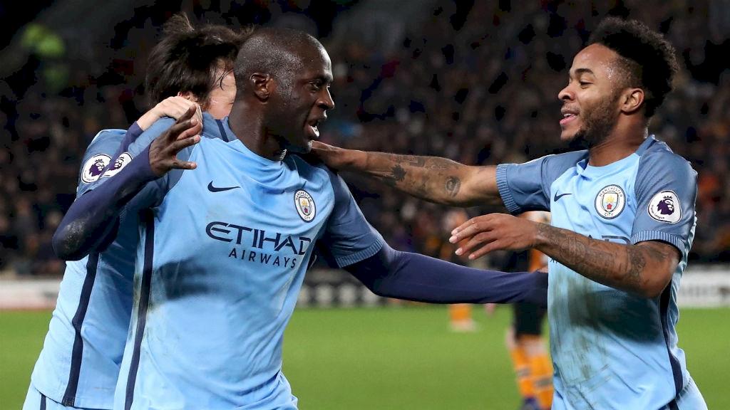 «Манчестер Сити» вырвался на 2-ое место вПремьер-лиге