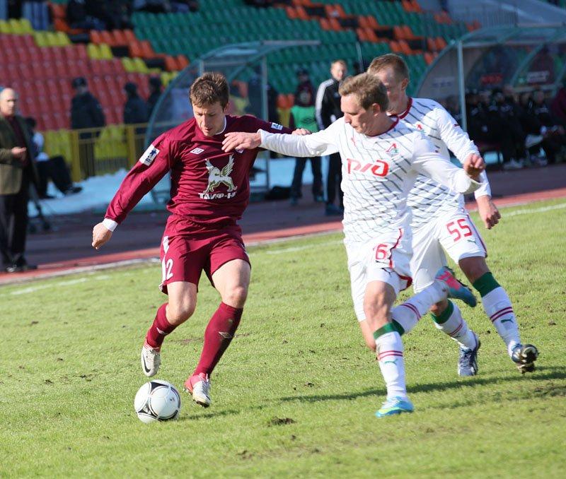 Репетиция перед Лондоном — «Рубин» обыграл московский «Локомотив»