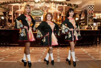 Школа ирландского танца «Sonas»