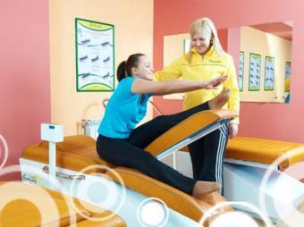 Фитнес-клуб для женщин «Тонус-клуб»