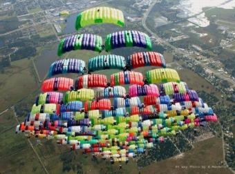 Прыжки с парашюта (Куркачи, Казань)