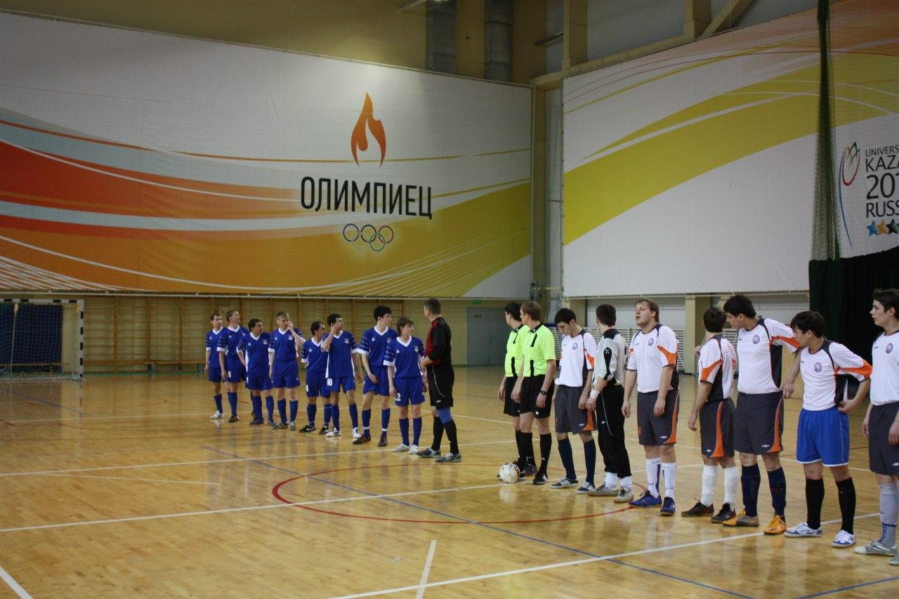 Финал Кубка Республики Татарстан по мини-футболу-2012